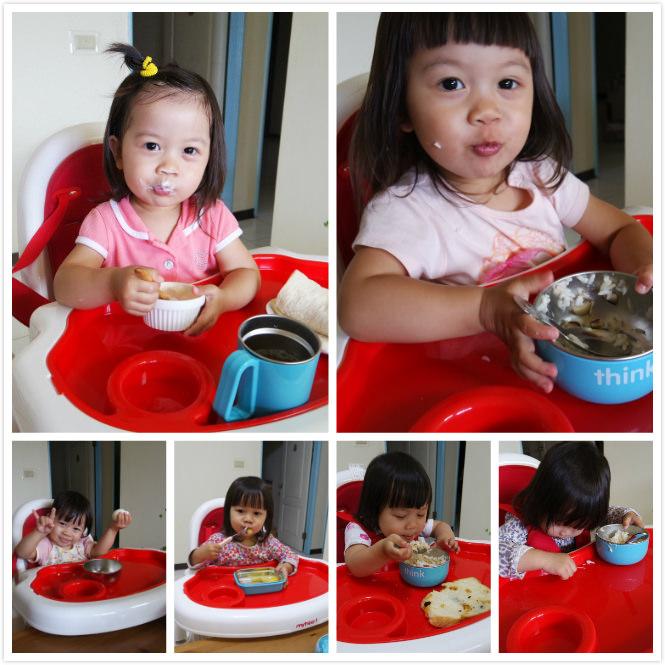 育兒好物│台灣製造 myheart折疊式兒童安全餐椅,方便收、好洗、好拆,每個小孩都能好好吃飯 @蘭妮 3+1 旅食日常