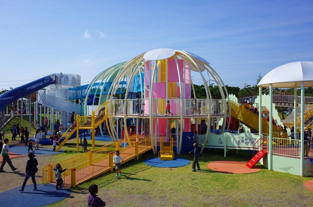 沖繩 親子景點 平和祈念公園 最靠近南邊的大型公園 @蘭妮の旅食日常