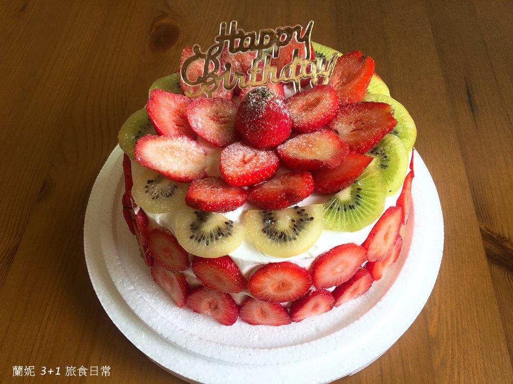 新北永和美食 逸馨烘焙坊草莓蛋糕 草莓派 @蘭妮 3+1 旅食日常