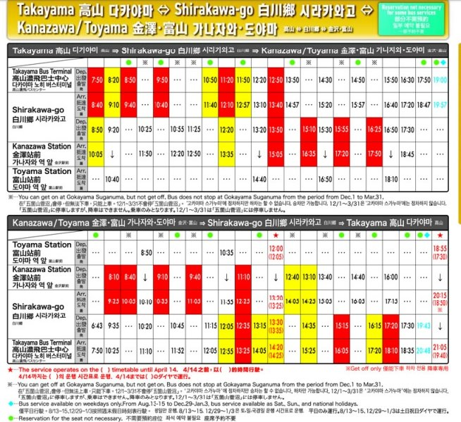 昇龍道巴士註冊預約教學 名古屋-高山網路劃位-JR東海巴士 @蘭妮 3+1 旅食日常