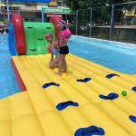 即時熱門文章:台北夏天玩水│七虎游泳池 近捷運站,有遮陽棚不怕曬,360度高空滑水道、水上氣墊床,銅板價收費