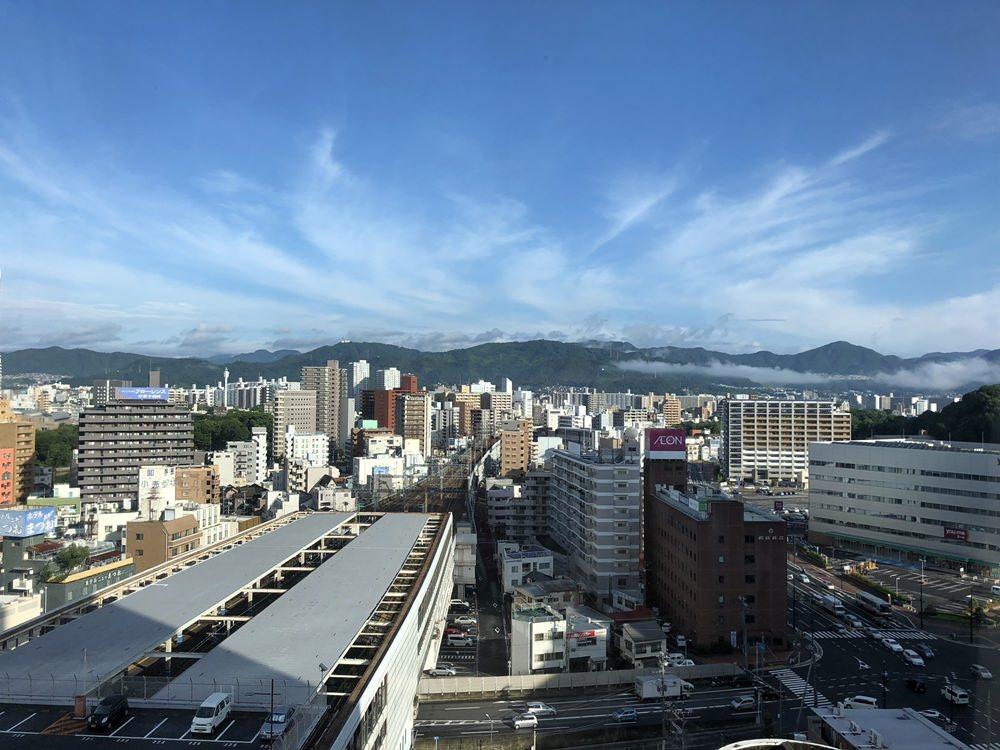 廣島住宿推薦│ 格蘭比亞飯店Hotel Granvia Hiroshima 飯店1分鐘直通JR新幹線 @蘭妮 3+1 旅食日常