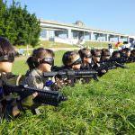 即時熱門文章:活動│三重大都會公園-小兵日記兒童軍事體驗營,體驗一日當兵訓練