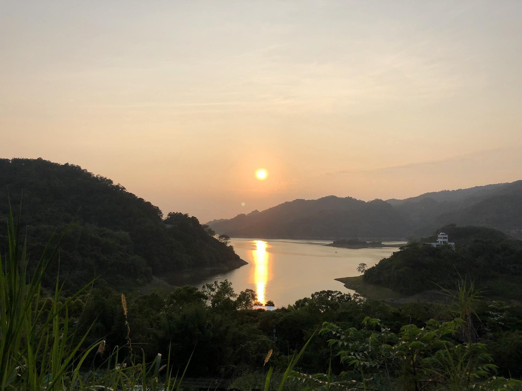 苗栗卓蘭│山林鳥日子 臨近鯉魚潭水庫
