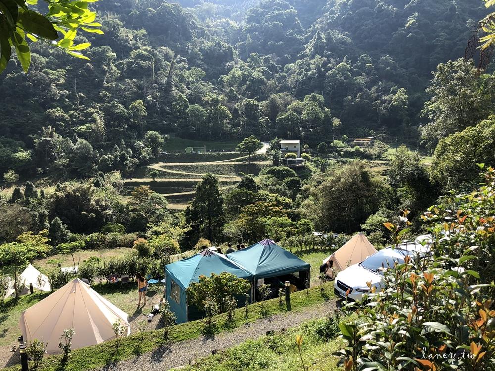 新竹尖石│雷沙達岜斯  文青風廁所 網美露營區 海拔600 @蘭妮の旅食日常