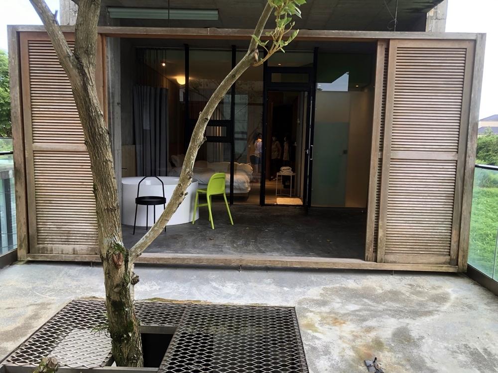 宜蘭包棟民宿 小國生活 18棵大樹 標準型帳篷villa 防疫微旅行好選擇
